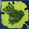 Fliese 10x10 - Sapo / Frosch