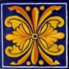 Fliese 10x10 - Flor Nacional